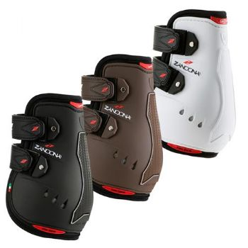 Zandona Carbon Air Velcro Fetlock Boots